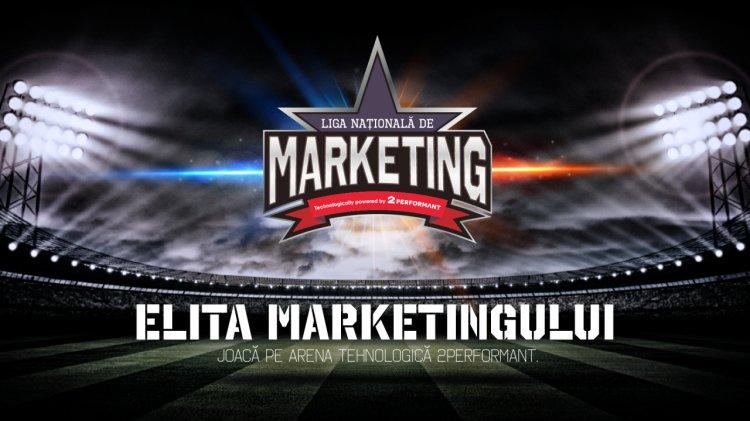 Premieră 2Performant: compania lansează Liga Națională de Marketing, prima competiție de marketing pe echipe din România