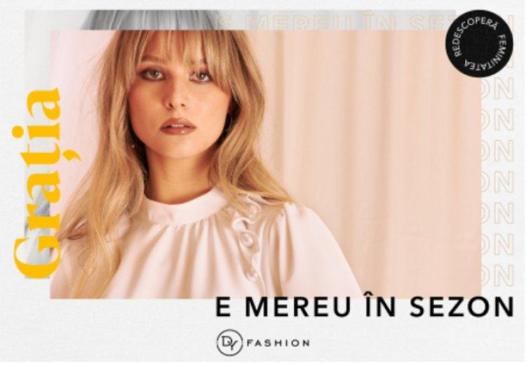 DY Fashion lansează prima campanie de imagine a brandului