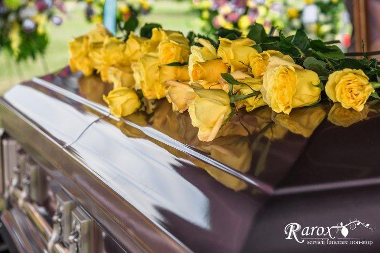 Rarox, un pilon important in organizarea unui eveniment funerar