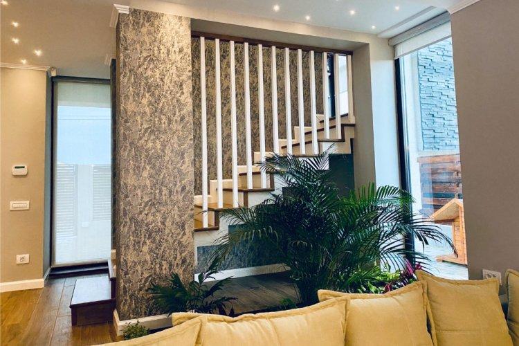 Modele si tipuri de scari interioare lemn