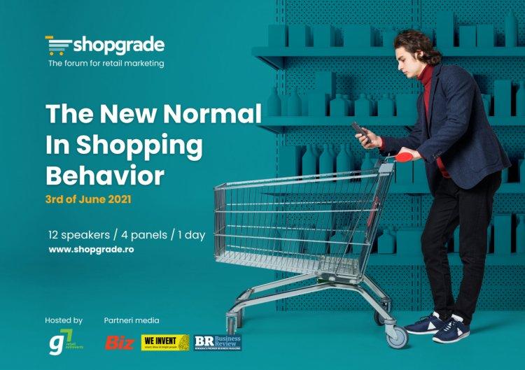 Cum va arăta noul normal în comportamentul de shopping aflăm de la Shopgrade 3