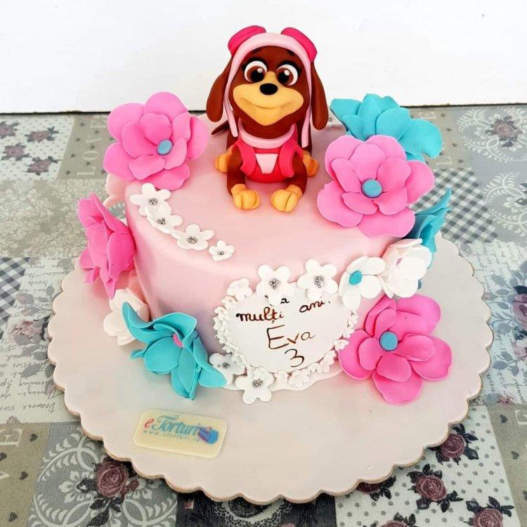 De 1 Iunie, îi poţi oferi copilului un tort personalizat!