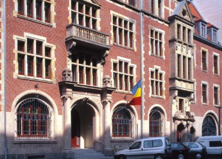 AMBASADA ROMÂNIEI ÎN REPUBLICA FEDERALĂ GERMANIA