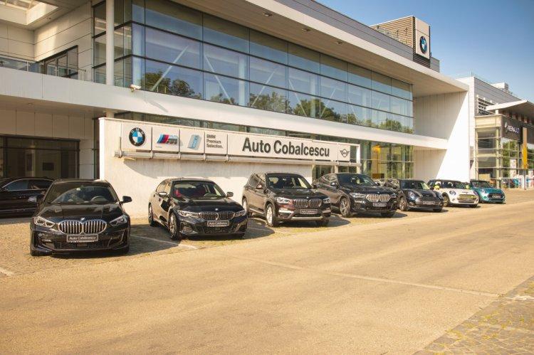 Auto Cobălcescu București introduce un nou serviciu de tip self Check-in pentru clienții de service BMW și MINI