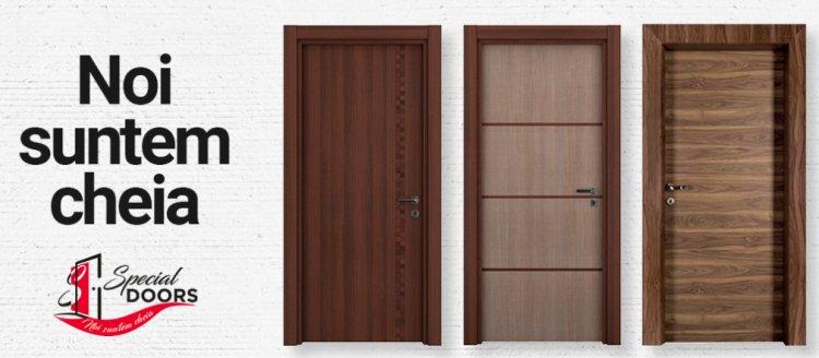 Special Doors - calitate in materie de elemente esentiale pentru casa