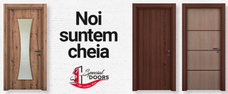 Special Doors vă recomandă uși de interior, cu stil