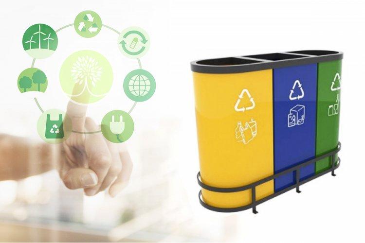 Colectează selectiv deșeurile, pentru un mediu sănătos și curat