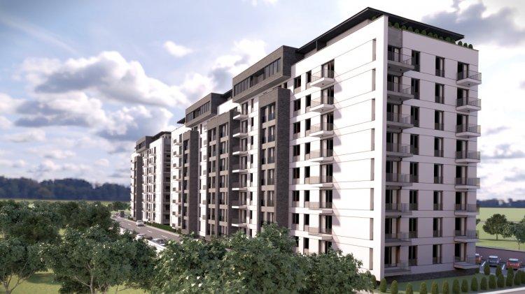 Caisului Residence 3, noul ansamblu de blocuri din zona Pallady
