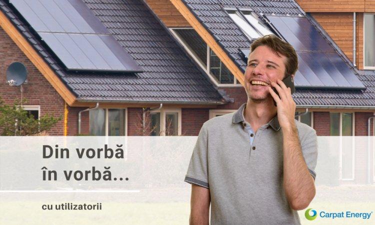 Din vorbă-n vorbă despre.... Panouri Solare: Din vorbă-n vorbă cu utilizatorii