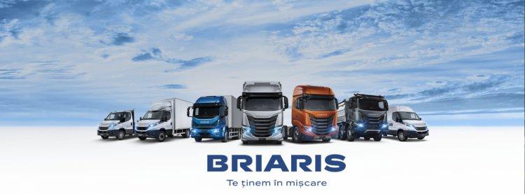 BRIARIS - dealer privat cu capital 100% românesc, preia centrele Iveco Truck Services din Alba și Târgoviște