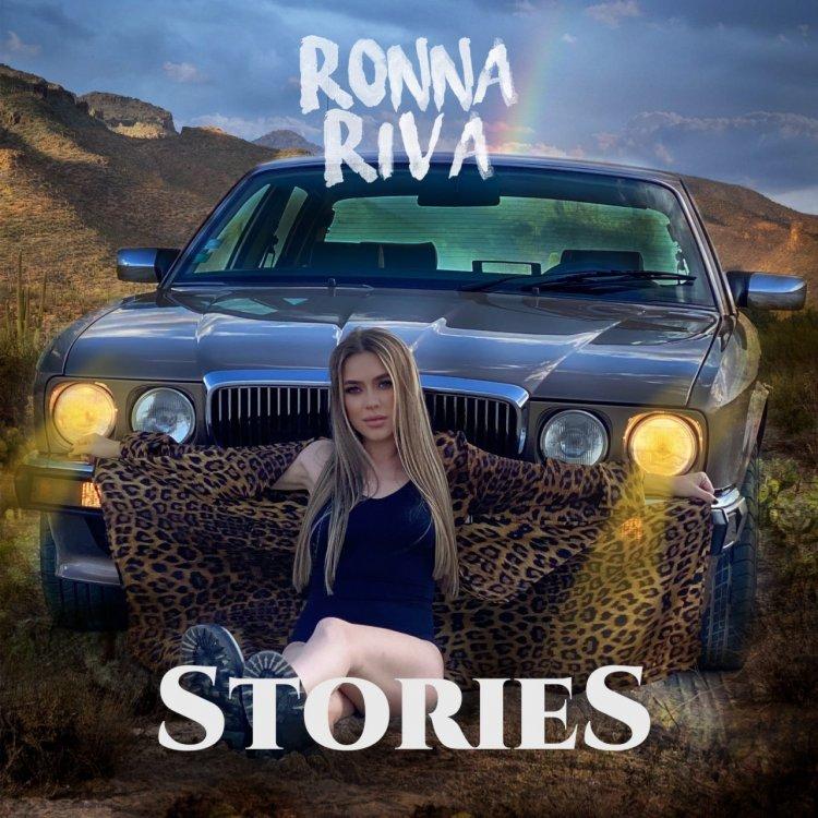 "Noutati pe piața muzicală: Frumoasa Ronna Riva lansează super piesa ""Stories"""