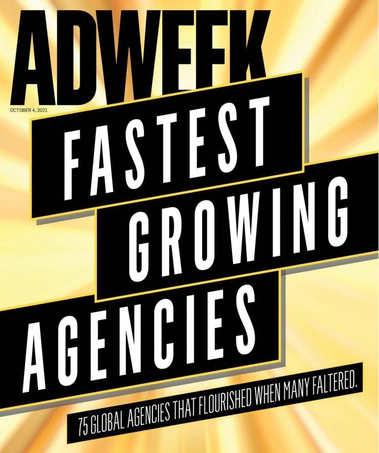 United Media Services urcă în clasament în Top 75 Global: Fastest Growing Companies al Adweek